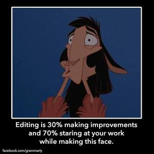 editing grammarly