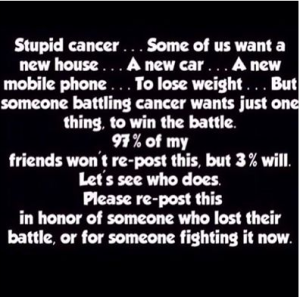 Cancer Share